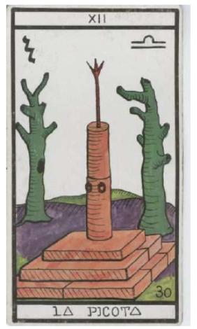 XII.– LA PICOTA DE LACUNZA
